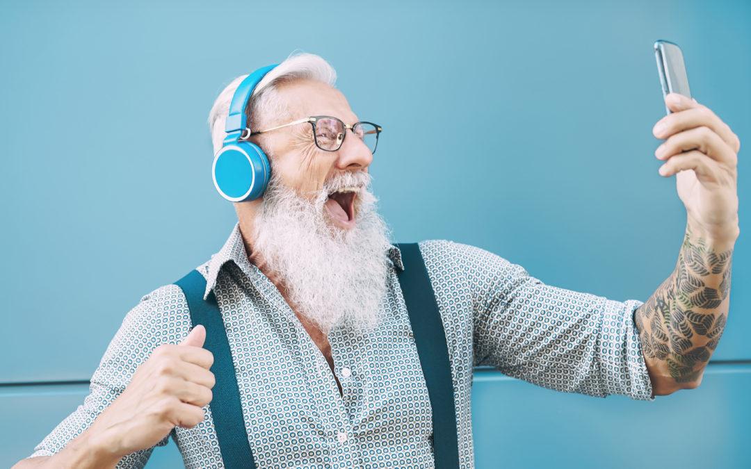 Digitalisierung im Alter – so einfach kann es gehen