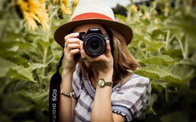 Professionelle Fotos: Nutze die Bildsprache auf deiner Website