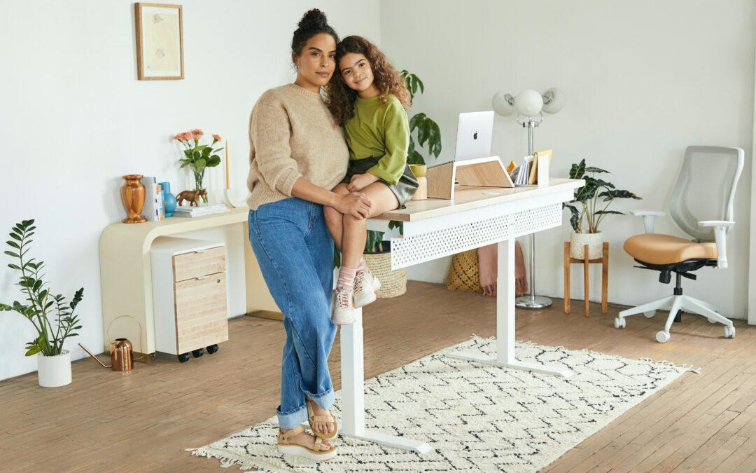 Mompreneur: Vor- und Nachteile als selbstständige Mutter